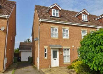 Thumbnail 3 bed town house for sale in Barmstedt Drive, Oakham