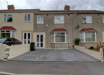 Thumbnail 3 bed terraced house for sale in Hudds Hill Gardens, St George, Bristol