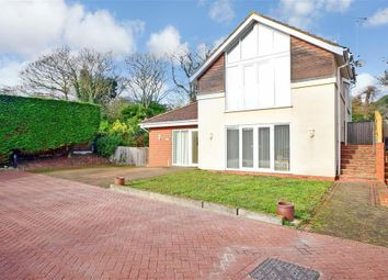 Thumbnail 4 bed detached house for sale in Dumpton Park Drive, Broadstairs, Kent