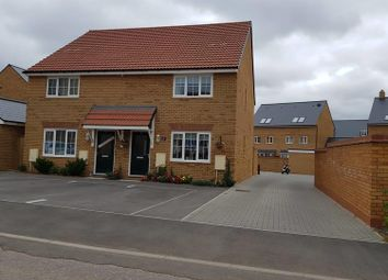 Thumbnail 3 bed semi-detached house for sale in Home Field, Cheddon Fitzpaine, Taunton
