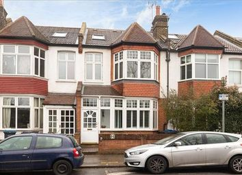 5 bed terraced house for sale in Strathearn Road, London SW19