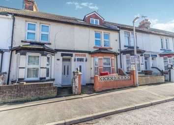 Thumbnail 4 bed terraced house to rent in Toronto Road, Gillingham