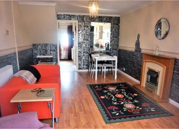 Thumbnail 2 bedroom end terrace house for sale in Eider Close, Cardiff