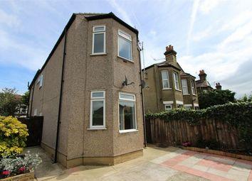 Thumbnail 2 bedroom maisonette for sale in Cossington Road, Westcliff-On-Sea, Essex