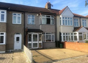 Thumbnail 3 bed terraced house for sale in Stanley Road, Hornchurch, Essex.