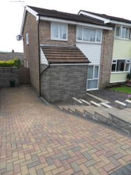 Thumbnail 3 bed semi-detached house to rent in Holywell Road, Tonteg, Pontypridd