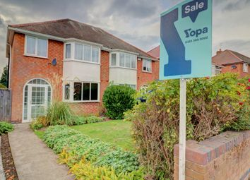 Thumbnail 3 bed semi-detached house for sale in Thorncliffe Road, Great Barr, Birmingham