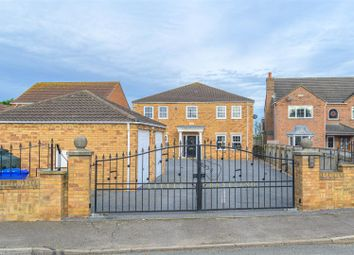 Thumbnail 5 bed detached house for sale in Commonside, Old Leake, Boston