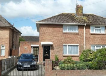 Thumbnail 2 bed semi-detached house to rent in Kitchener Crescent, Poole