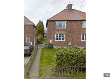 Thumbnail 3 bed semi-detached house to rent in St. Bede Crescent, Thornley, Durham