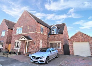 Thumbnail 4 bed detached house for sale in Fenton Fields, Fenton