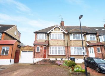 Thumbnail 3 bed end terrace house for sale in Brookdale, Arnos Grove, London, .