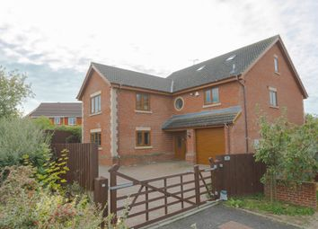 Thumbnail 6 bed detached house for sale in Mustards Gapp, Haverhill