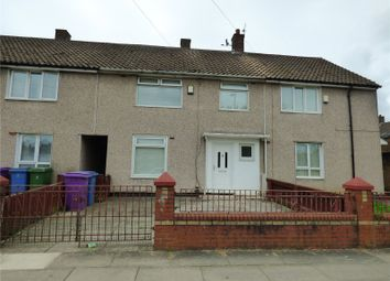 Thumbnail 3 bed terraced house for sale in Willow Way, Croxteth, Liverpool, Merseyside