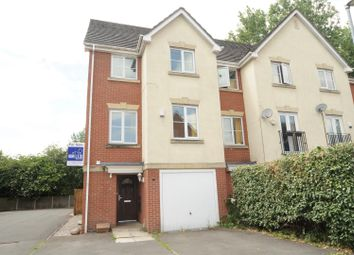 Thumbnail 4 bed mews house for sale in Crossland Mews, Lymm