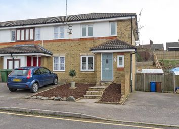 Thumbnail 3 bed property to rent in Anselm Close, Sittingbourne
