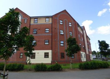 Thumbnail 2 bed flat for sale in Consort Place, Albert Road, Tamworth, Staffordshire
