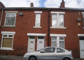 Thumbnail 1 bedroom flat to rent in Plessey Road, Newsham, Blyth