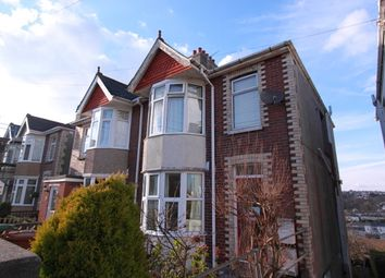 Thumbnail 1 bedroom flat to rent in Ladysmith Road, Plymouth