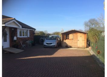 Thumbnail 2 bed detached bungalow for sale in Duck End, Bishop's Stortford