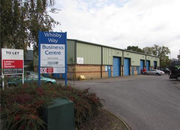 Thumbnail Warehouse to let in Unit 4, Whisby Way, Lincoln, Lincolnshire