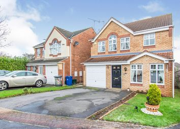 Thumbnail 4 bed detached house for sale in Wellingley Road, Balby, Doncaster