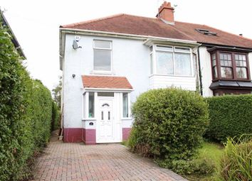 Thumbnail 3 bed semi-detached house for sale in St. Peters Road, Newton, Swansea
