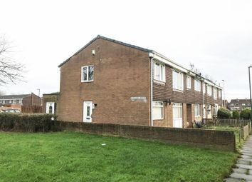 Thumbnail 1 bed flat for sale in Durham Drive, Fellgate Estate, Jarrow