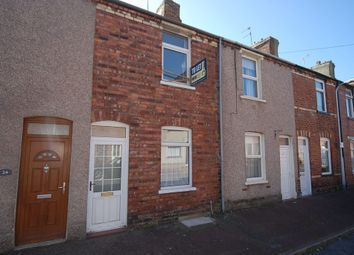 Thumbnail 2 bed terraced house to rent in Napier Street, Barrow-In-Furness