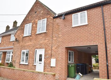 Thumbnail 3 bed terraced house to rent in Hillcrest, Pickhill, Thirsk