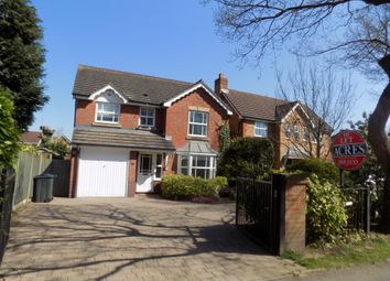 Thumbnail 4 bed detached house to rent in Signal Hayes Road, Sutton Coldfield