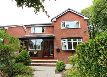 Thumbnail 4 bed detached house for sale in Park Road, Walkden, Manchester