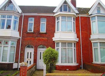 Thumbnail 4 bedroom terraced house for sale in Mirador Crescent, Uplands, Swansea, City And County Of Swansea.