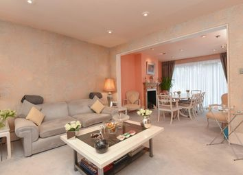 Thumbnail 4 bedroom semi-detached house to rent in Broughton Avenue, Finchley
