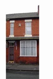 Thumbnail 3 bedroom terraced house to rent in Grandale Street, Rusholme, Manchester