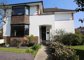 Thumbnail 4 bed detached house for sale in Lavington Road, Broadwater, Worthing