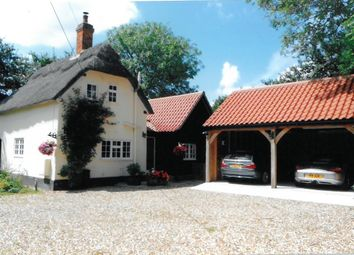 Thumbnail 2 bed cottage for sale in Wickhambrook, Newmarket