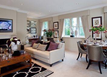 Thumbnail 2 bed flat to rent in Brockenhurst Road, Ascot