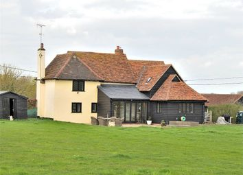 Thumbnail 4 bed detached house for sale in North End, Dunmow, Essex