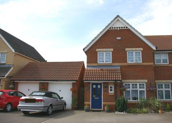 Thumbnail 3 bed semi-detached house to rent in Tattershall Road, Maidstone