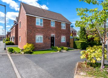 Thumbnail 3 bed detached house for sale in The Spindles, Great Wyrley, Walsall