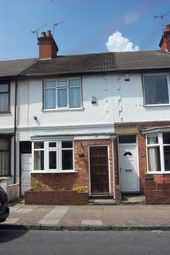 3 bed terraced house to rent in Vernon Road, Aylestone, Leicester LE2