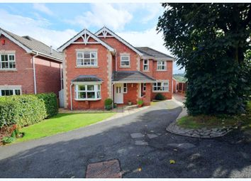 Thumbnail 4 bed detached house for sale in Country Park View, Wood Lane