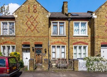 Thumbnail 2 bed terraced house for sale in Bertram Cottages, London