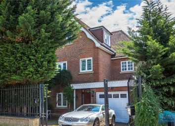 Thumbnail 5 bed semi-detached house for sale in Fordington Road, Highgate, London