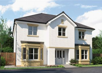 "Thumbnail 5 bedroom detached house for sale in ""Chichester"" at Monifieth"