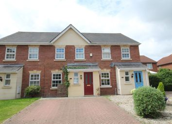 Thumbnail 3 bed terraced house for sale in Miles Close, Pill, Bristol