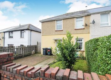 Thumbnail 3 bed semi-detached house for sale in Emlyn Avenue, Ebbw Vale