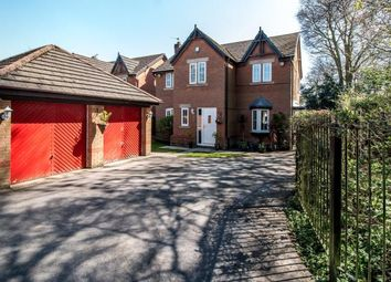 Thumbnail 4 bed detached house for sale in Chichester Close, Sale, Trafford, Greater Manchester