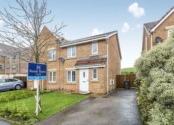 Thumbnail 4 bedroom semi-detached house for sale in Anderton Crescent, Buckshaw Village, Chorley
